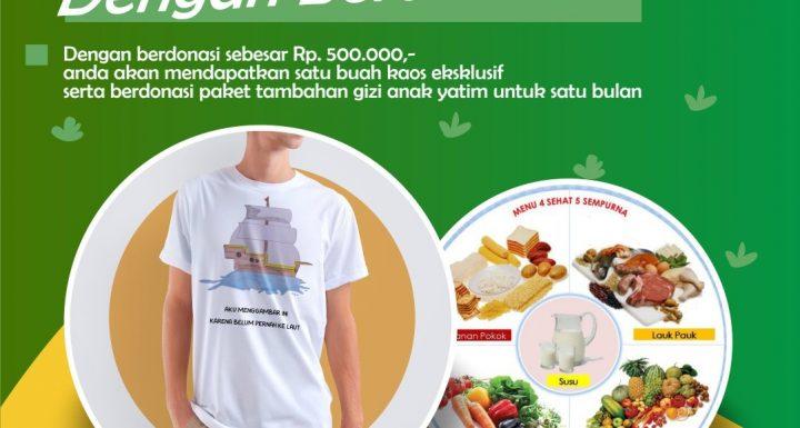 Merchandise Panti Lawan Corona