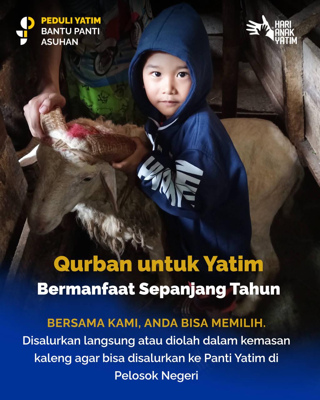 Qurban bermanfaat sepanjang tahun