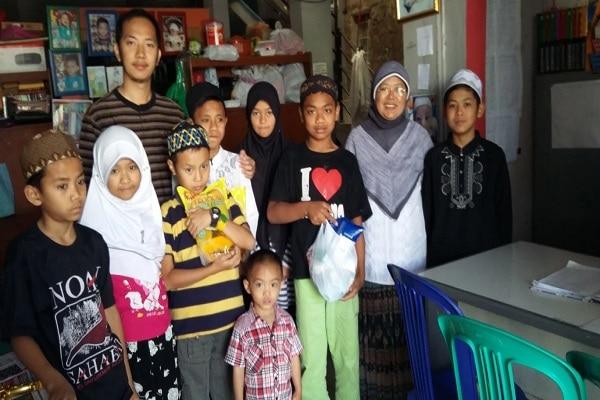 Alamat Panti Asuhan di Bandung di Bawah Koordinasi Mitra Yatim