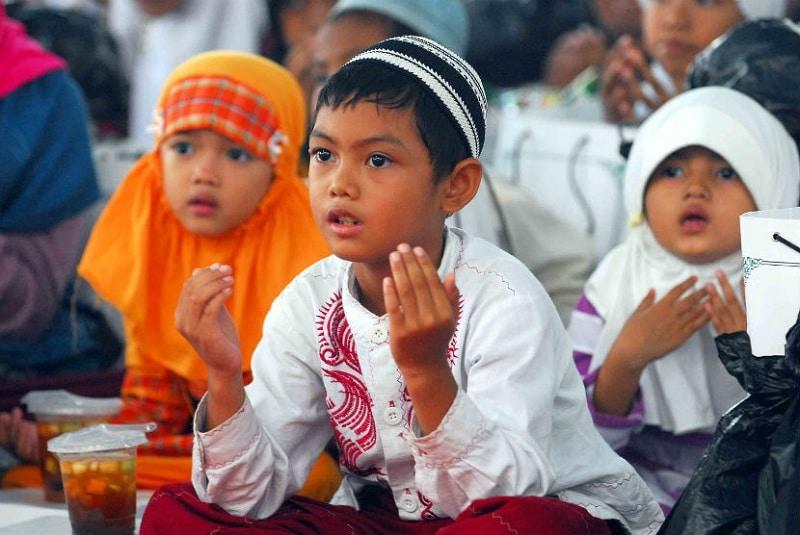 Doa Penutup Acara Santunan Anak Yatim